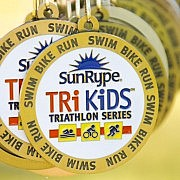 Tri Kids Medals